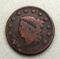 UNITED STATES CENT 1830 CORONET HEAD    FY 591
