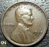 1925 D LINCOLN CENT WHEAT CENT  --  MAKE US AN OFFER  G3573