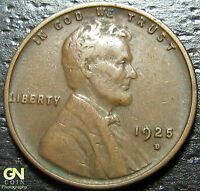 1925 D LINCOLN CENT WHEAT CENT  --  MAKE US AN OFFER  G3571
