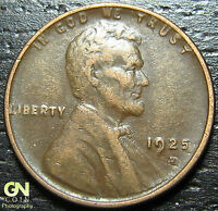 1925 D LINCOLN CENT WHEAT CENT  --  MAKE US AN OFFER  G2687