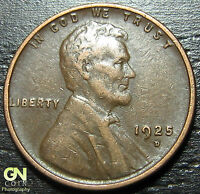 1925 D LINCOLN CENT WHEAT CENT  --  MAKE US AN OFFER  G2695