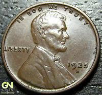1925 D LINCOLN CENT WHEAT CENT  --  MAKE US AN OFFER  G2439