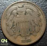1865 2 CENT PIECE  --  MAKE US AN OFFER  Y3464