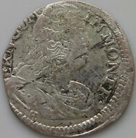 GERMAN STATES KREUZER 1741 MONTFORT  JK 171