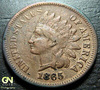 1865 INDIAN HEAD CENT  --  MAKE US AN OFFER  O1055