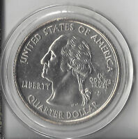 2001 NEW YORK QUARTER UNCIRCULATED SEALED