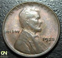 1925 D LINCOLN CENT WHEAT CENT  --  MAKE US AN OFFER  W3602 ZXCV