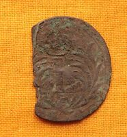 MEDIEVAL HUNGARIAN COIN    LEOPOLD MINING COIN 1700.
