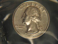 1992 P WASHINGTON QUARTER UNCIRCULATED IN MINT WRAP