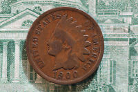 1900 INDIAN HEAD SMALL CENT