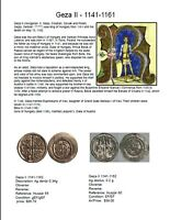 MEDIEVAL COINS OF HUNGARY 997 1705 PDF FILE ONLY