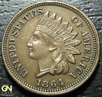 1864 INDIAN HEAD CENT      MAKE US AN OFFER  Y4395