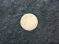 INDIA 1862 ONE QUARTER ANNA COIN