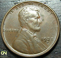 1925 D LINCOLN CENT WHEAT CENT  --  MAKE US AN OFFER  Y3709