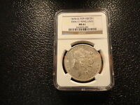 1878 CC MORGAN SILVER DOLLAR- NGC MINT STATE 61 TOP 100 VAM-11 WING LINES- OFFERS