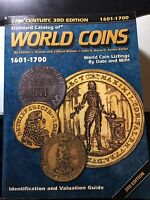 STANDARD CATALOG OF WORLD COINS 1601 1700 3RD EDITION BY KRAUSE