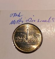 2007 QUARTER UTAH MUTIPLE DIE BREAKS