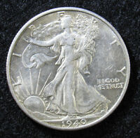 1940 S LIBERTY WALKING HALF DOLLAR 20