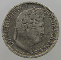 FRANCE 50 CENTIMES 1846 A   LT 157