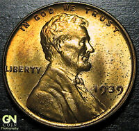 1939 P LINCOLN CENT WHEAT PENNY      MAKE US AN OFFER  G3513