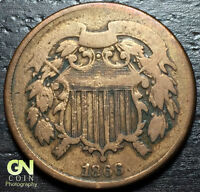 1866 2 CENT PIECE  --  MAKE US AN OFFER  Y6897