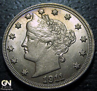 1911 LIBERTY V NICKEL  --  MAKE US AN OFFER  W3666 ZXCV