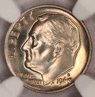 1969 D ROOSEVELT DIME NGC MS67 SUPERB GEM GOLDEN COLOR TONED Z132