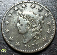 1829 CORONET HEAD LARGE CENT     MAKE US AN OFFER  Y8034