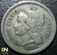 1881 3 CENT NICKEL PIECE      MAKE US AN OFFER  Y5129