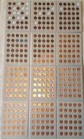 1909 VDB - 2017 LINCOLN CENT COLLECTION P D S  INDIAN  BU WHEAT CENT  PROOF