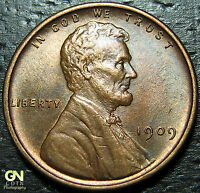 1909 VDB LINCOLN CENT WHEAT PENNY      MAKE US AN OFFER  Y7731