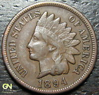 1894 INDIAN HEAD CENT  --  MAKE US AN OFFER  Y7562