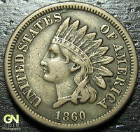 1860 INDIAN HEAD CENT      MAKE US AN OFFER   Y5557
