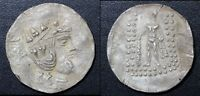 ANCIENT  CELTIC IMITATING THASOS. AR TETRADRACHM 2ND 1ST C. BC 16.5G  E007