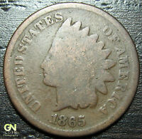 1865 INDIAN HEAD CENT      MAKE US AN OFFER   Y9445