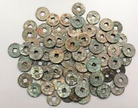 40 KAI YUAN TONG BAO COINS 621 AD  TANG DYNASTY ON SALE
