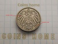 CINS HME CRACKED CLISCHE ERROR GERMANY 1915 A 10 PFENNIG LOTHME1 UNCERTIFIED