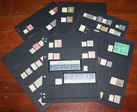US COLLECTION OF CARRIERS & LOCALS 1842 1888 MINT & USED CAT $34 070