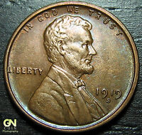 1919 S LINCOLN CENT WHEAT CENT  --  MAKE US AN OFFER  Y6606