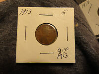 1913 LINCOLN CENT 7098