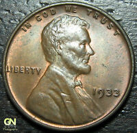 1933 P LINCOLN CENT WHEAT CENT  --  MAKE US AN OFFER  Y9803