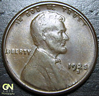 1925 S LINCOLN CENT WHEAT CENT  --  MAKE US AN OFFER  Y5910
