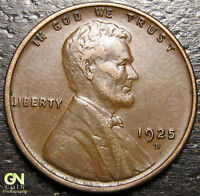 1925 D LINCOLN CENT WHEAT CENT  --  MAKE US AN OFFER  R3324