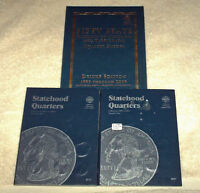 1999 2005 P & D STATE QUARTERS WITH MIXED FOLDERS PLEASE SEE DESCRIPTION