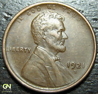 1921 S LINCOLN CENT WHEAT CENT  --  MAKE US AN OFFER  Y9687