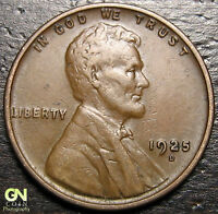 1925 D LINCOLN CENT WHEAT CENT  --  MAKE US AN OFFER  R3305