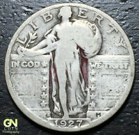1927 S STANDING LIBERTY QUARTER  --  MAKE US AN OFFER  Y8023