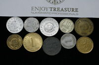 WORLD COINS USEFUL LOT A63 ZG44