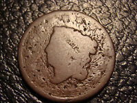 1819 CORONET HEAD LARGE CENT WE OFFER COMBINED SHIPPING