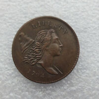UNITED STATE 1794 LIBERTY CAP HALF CENT COIN COLLECTION BEST GIFT